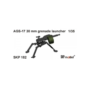 GRENADE LAUNCHER AGS-17