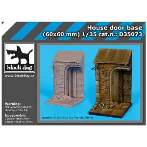 HOUSE DOOR BASE