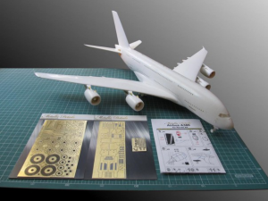 Airbus A-380 (Revell)
