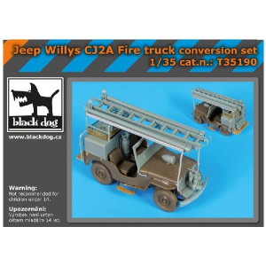 JEEP WILLYS CJ2A