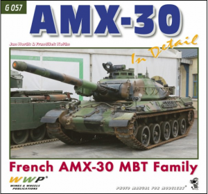 AMX-30 MBT Family