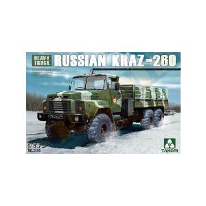 KRAZ-260 TRUCK