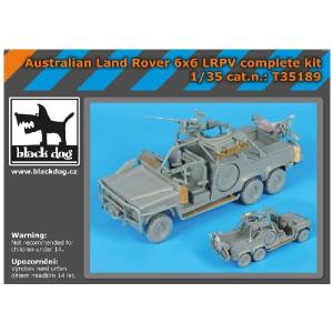 LAND ROVER 6X6 LRPV