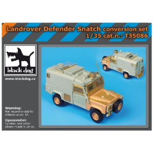 LANDROVER DEFENDER SNATCH