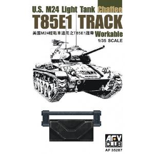 M24 LIGHT TANK T85E1 TRACK