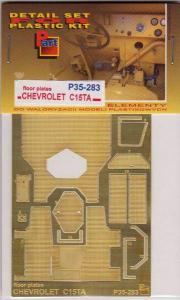 Chevrolet C15TA floor / podloga IBG
