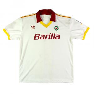 1991-92 Roma Maglia Away L (Top)
