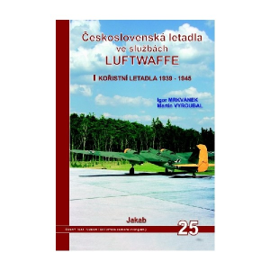 CZECHOSLOVAK AIRCRAFT IN LUFWAFFE SERVICE