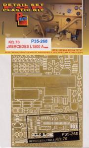 Mercedes L1500 A