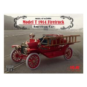 MODEL T 1914 FIRETRUCK