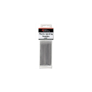 SANDING NEEDLE COARSE - GREY