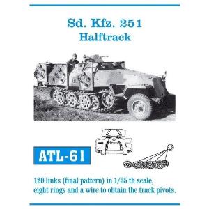 SD. KFZ. 251 HALFTRACK
