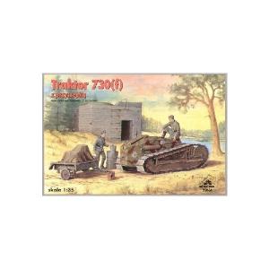 SD.KFZ.730(F) W/TRAILER