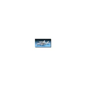 SHUTTLE & BOEING B 747 CA