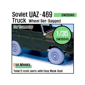 SOVIET UAZ - 469 TRUCK