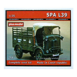 SPA L39 ITALIAN LIGHT TRUCK