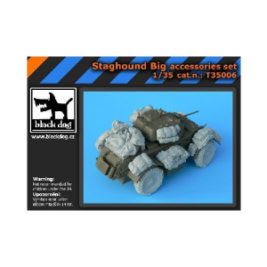 STAGHOUND BIG ACCESSORIES SET