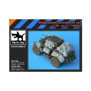 STAGHOUND ACCESSORIES SET