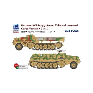 SWS SUPPLY AMMO VEHICLE