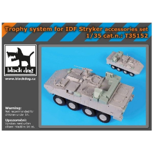 TROPHY SYSTEM FOR IDF STRYKER