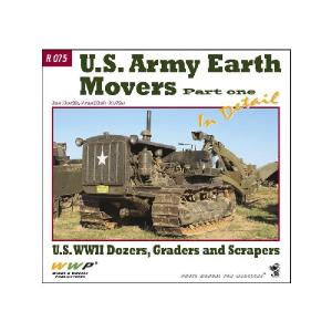 U.S. ARMY EARTH MOVERS