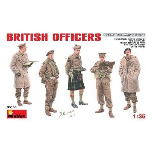 UFFICIALI BRITANNICI