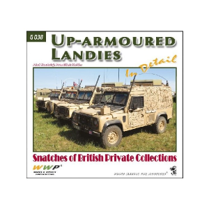 UP-ARMOURED LANDIES