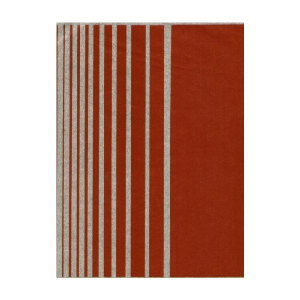 DARK RED STRIPES. ASSORTED SIZES (DRY RUB DOWN)