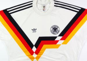 1990-92 GERMANIA MAGLIA HOME M (TOP)