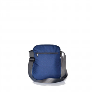 Avirex - Nevada - Borsa a tracolla unisex media M nylon 1 scomparto blu cod. 18ABL