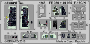 F-16C/N TAMIYA