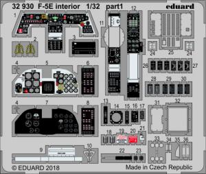 F-5E interior KITTY HAWK
