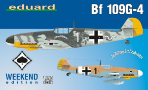 Me-109G-4 (Weekend Edition)