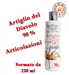 Officinalis ARTIGLIO DEL DIAVOLO 90% GEL CAVALLI 250 ml Articolazioni, Distorsioni
