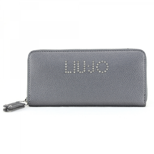 Woman wallet Liu Jo COLORADO N68201 E0037 GRAPE JUICE METAL