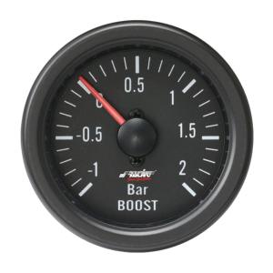 Manometro pressione turbo -1+2