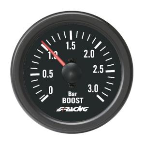Manometro pressione turbo 3 bar
