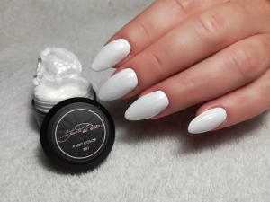 Gel color Paint bianco