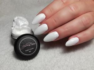 Gel color Paint bianco