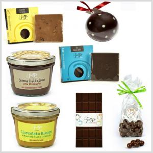 Confezione regalo media, simpatica e gustosa idea regalo per tutte le occasioni. Idee regalo n. 4