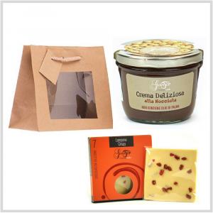Easy Bag, piccola confezione regalo, ideale per tutte le occasioni. Idee regalo n. 6