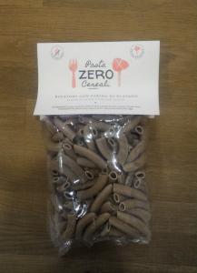 Rigatoni ZeroCereali con Farina di Platano. No Glutine - No Legumi - No Latticini