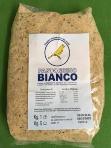 PASTONCINO BIANCO MORBIDO confezione 1kg