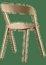 Sedia impilabile per interno/esterno mod. Pila Magis