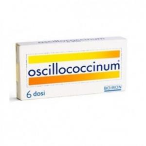 OSCILLOCOCCINUM 200K GLOBULI 6 DOSI - FARMACO OMEOPATICO