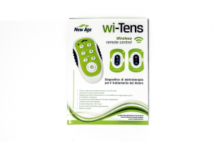 DISPOSITIVO DI ELETTROTERAPIA WI -TENS WIRELESS - BY NEW AGE