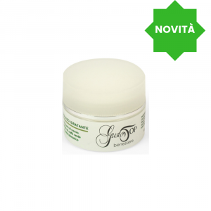Moisturizing face cream with cocoa butter, green coffee extract and hyaluronic acid, 50 ml package