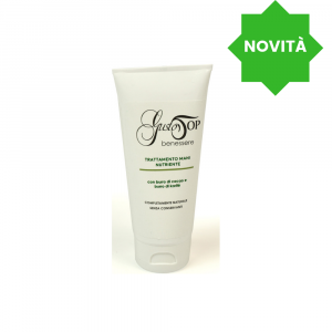 Nourishing hand cream, with cocoa butter and shea butter, 100 ml pack