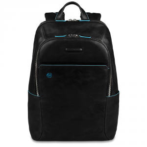 Backpack Piquadro BLU SQUARE CA3214B2 NERO