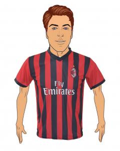felpa calcio Inter Milanmerchandising